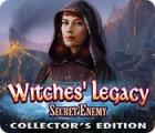 لعبة  Witches' Legacy: Secret Enemy Collector's Edition