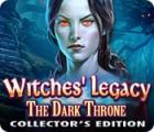 لعبة  Witches' Legacy: The Dark Throne Collector's Edition