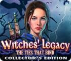 لعبة  Witches' Legacy: The Ties That Bind Collector's Edition