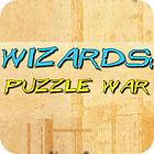 لعبة  Wizards Puzzle War