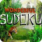 لعبة  Wonderful Sudoku