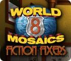 لعبة  World Mosaics 8: Fiction Fixers