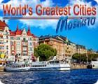 لعبة  World's Greatest Cities Mosaics 10