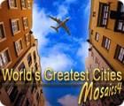لعبة  World's Greatest Cities Mosaics 4