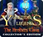 لعبة  Yuletide Legends: The Brothers Claus Collector's Edition