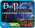 Dark Parables: The Exiled Prince Collector's Edition favorite game