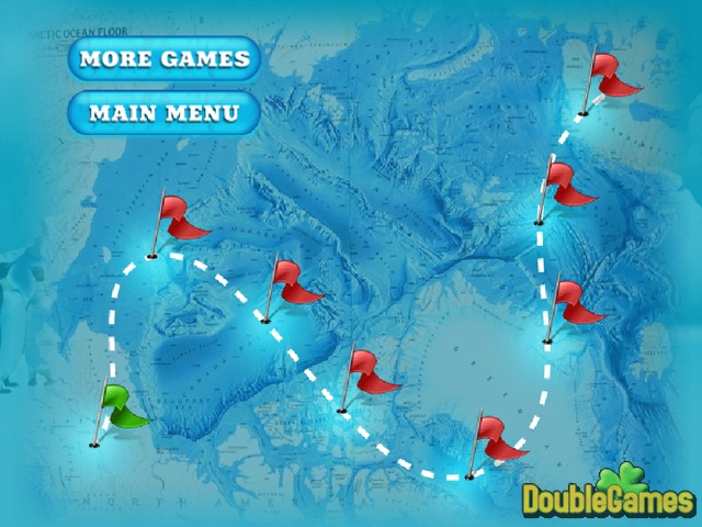 Free Download Antarctic Expedition Mahjong Screenshot 1