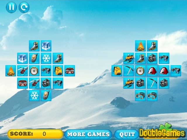 Free Download Antarctic Expedition Mahjong Screenshot 2