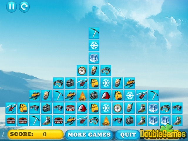 Free Download Antarctic Expedition Mahjong Screenshot 3