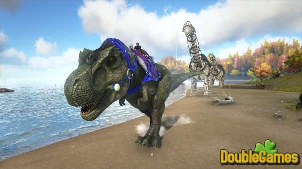 Free Download ARK: Survival Evolved Screenshot 1
