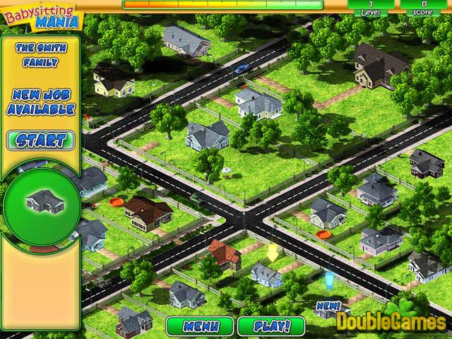 Free Download Babysitting Mania Screenshot 2