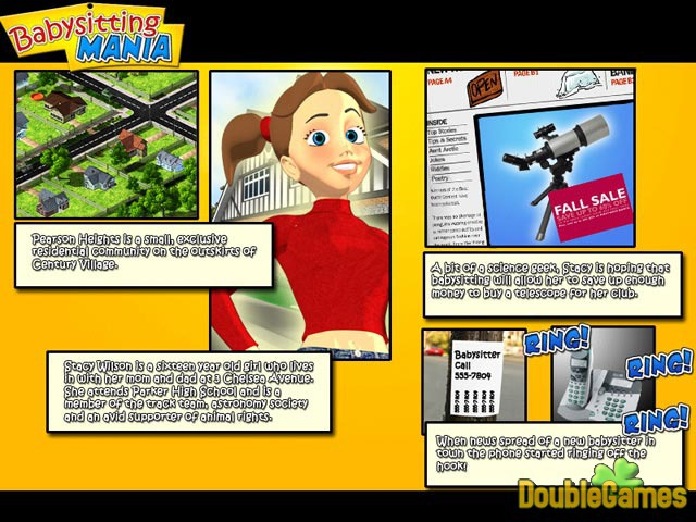 Free Download Babysitting Mania Screenshot 3