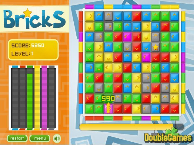 Free Download Bricks Screenshot 3