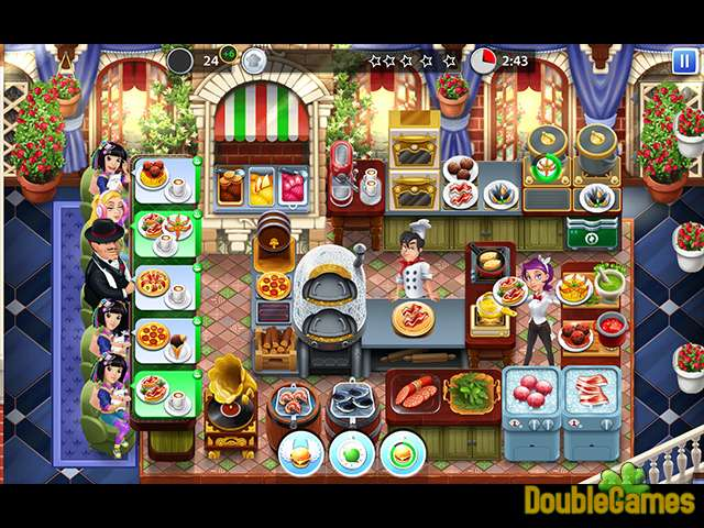 Free Download Cooking Stars Collector's Edition Screenshot 2