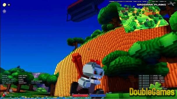 Free Download Cube World Screenshot 2
