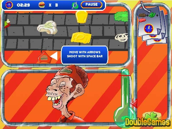 Free Download Eat Nasty Stuff Screenshot 3