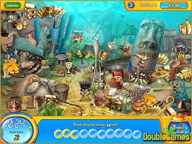 ????? ????? ?? ???? Fishdom H2O: Hidden Odyssey 3