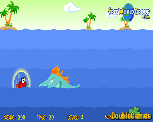 Free Download Fishy Hop Screenshot 1