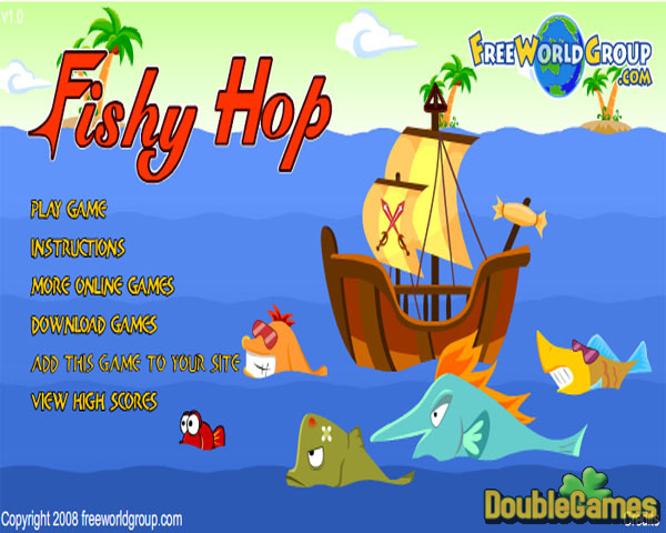 Free Download Fishy Hop Screenshot 3