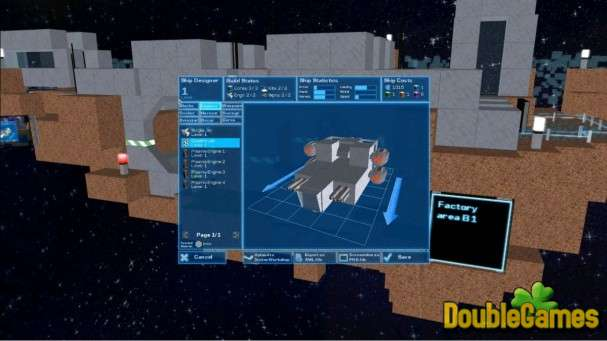Free Download Galactineers Screenshot 2
