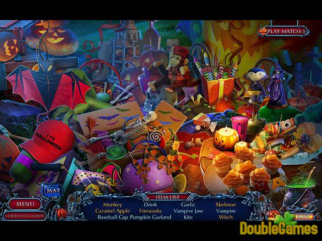 Free Download Halloween Chronicles: Cursed Family Collector's Edition Screenshot 2