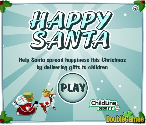 Free Download Happy Santa Screenshot 1