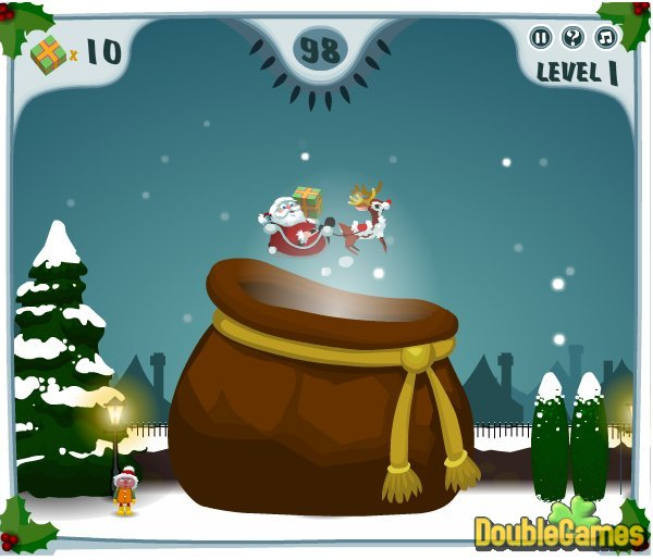 Free Download Happy Santa Screenshot 2