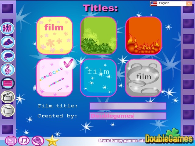 Free Download Film Maker Screenshot 2