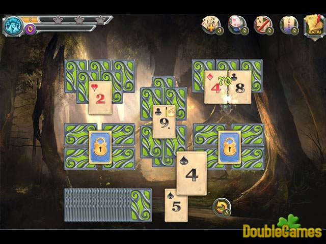 Free Download Mystic Journey: Tri Peaks Solitaire Screenshot 1