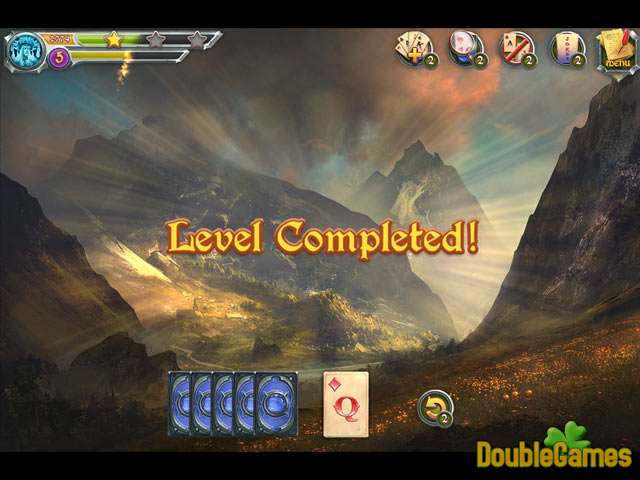 Free Download Mystic Journey: Tri Peaks Solitaire Screenshot 3