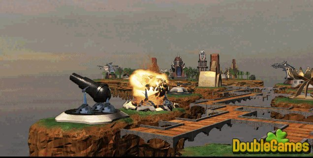 Free Download Netstorm: Islands At War Screenshot 2