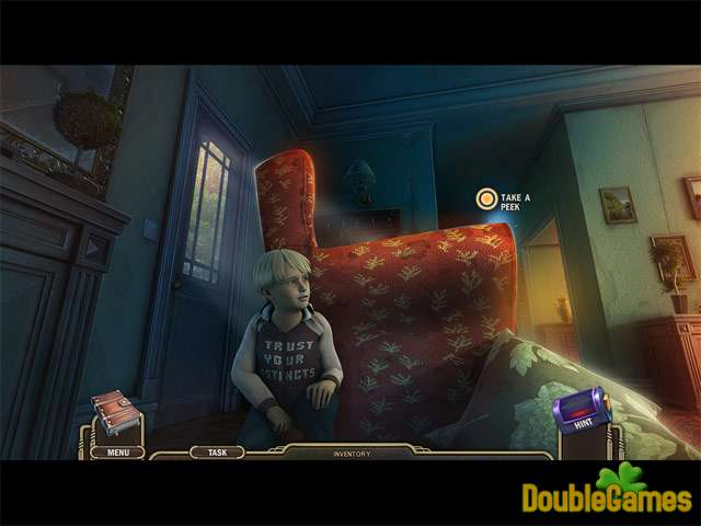 Free Download Paranormal Pursuit: The Gifted One Screenshot 3