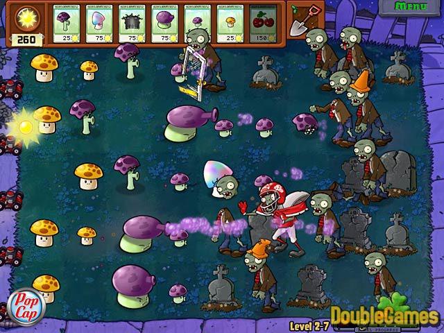 تحميل مجاني للقطة من لعبة Plants vs. Zombies 2
