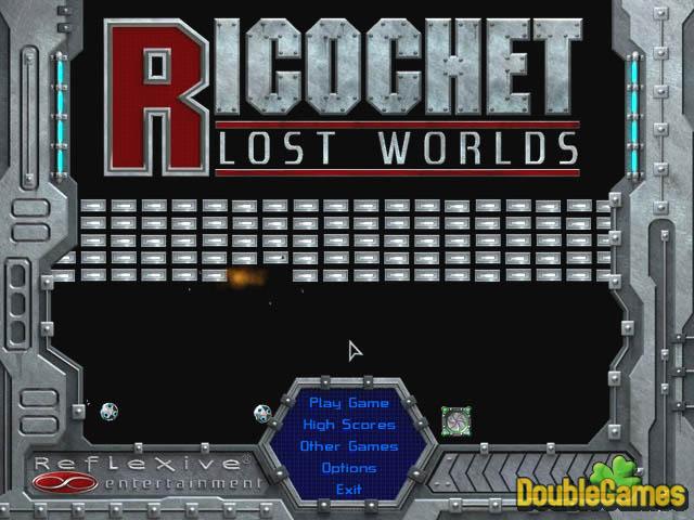لعبة Ricochet Lost Worlds  كرة المضرب كامله 12 م بس