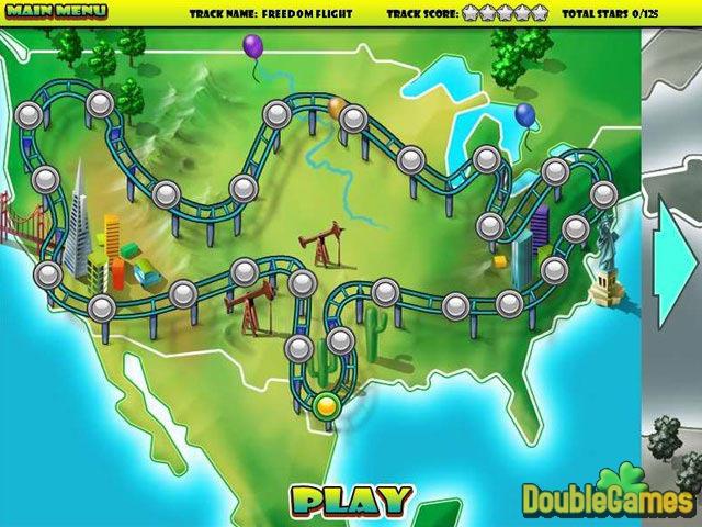 تحميل لعبة Rollercoaster Rush