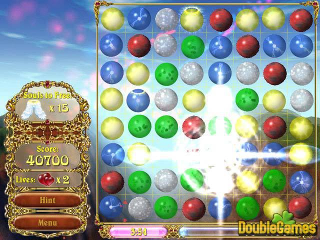 Играть онлайн - Пузыри