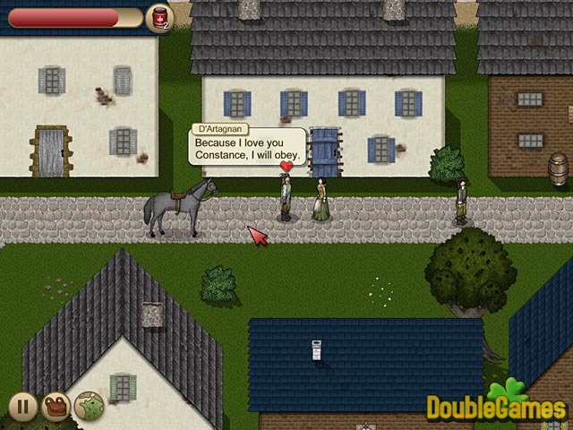 Free Download The Three Musketeers: Queen Anne's Diamonds Screenshot 3