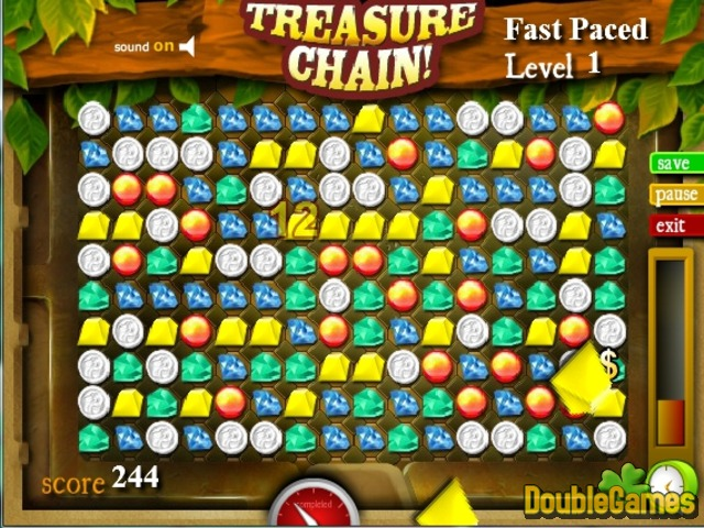 Free Download Treasure Chain! Screenshot 1
