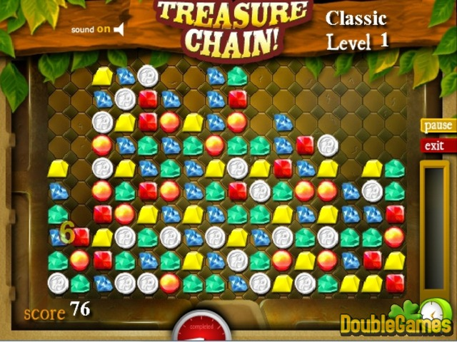 Free Download Treasure Chain! Screenshot 2