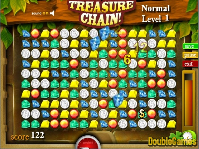 Free Download Treasure Chain! Screenshot 3