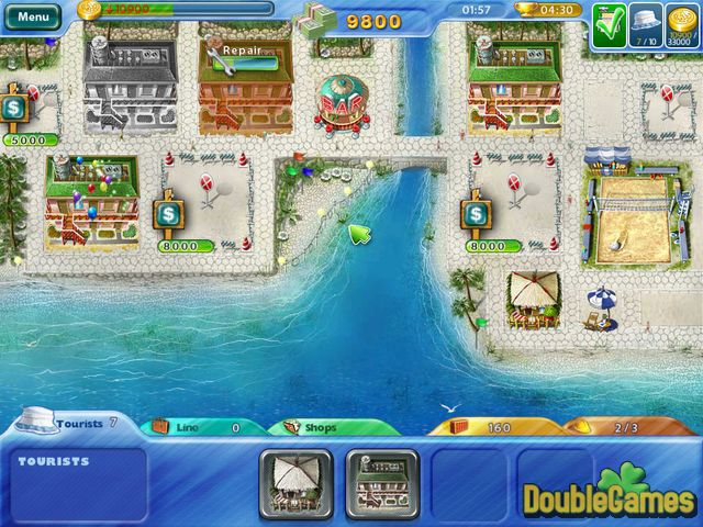 Free Download Vacation Mogul Screenshot 1