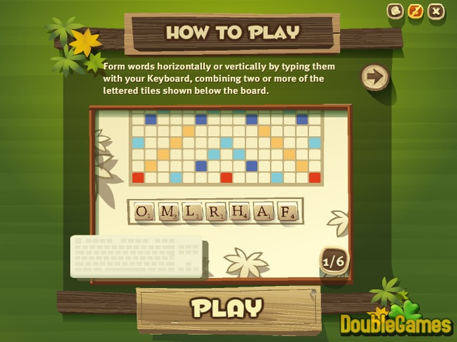 Free Download Word Island Screenshot 1